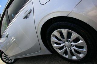 2020 Kia Cerato BD MY20 S Silver 6 Speed Sports Automatic Sedan