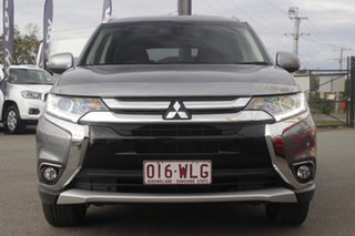 2016 Mitsubishi Outlander ZK MY16 LS 4WD Titanium 6 Speed Constant Variable Wagon