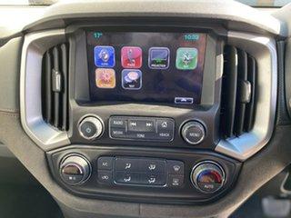 2018 Holden Special Vehicles Colorado RG MY18 SportsCat+ Pickup Crew Cab Grey 6 Speed