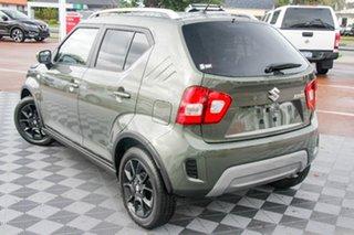 2021 Suzuki Ignis MF Series II GLX Khaki 1 Speed Constant Variable Hatchback.