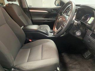 2015 Toyota Kluger GSU55R GX AWD White 6 Speed Sports Automatic Wagon