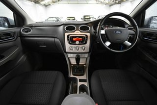 2010 Ford Focus LV LX White 4 Speed Sports Automatic Hatchback