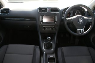 2011 Volkswagen Golf 1K MY11 90 TSI Trendline 6 Speed Manual Hatchback