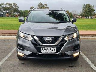 2018 Nissan Qashqai J11 Series 2 ST-L X-tronic Grey 1 Speed Constant Variable Wagon.