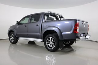 2014 Toyota Hilux GGN25R MY14 SR5 (4x4) Grey 5 Speed Automatic Dual Cab Pick-up