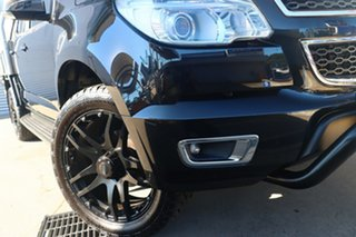 2016 Holden Colorado RG MY16 LTZ (4x4) Black 6 Speed Automatic Crew Cab Pickup.