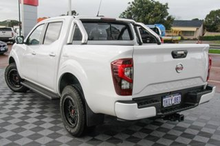 2021 Nissan Navara D23 MY21 ST White 7 Speed Sports Automatic Utility.