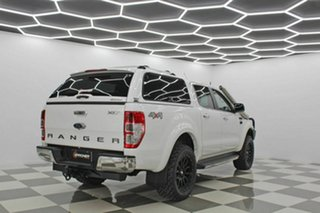 2016 Ford Ranger PX MkII MY17 XLT 3.2 (4x4) White 6 Speed Automatic Double Cab Pick Up