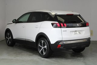 2017 Peugeot 3008 P84 MY18 Allure SUV Ewp - Banquise White Paint 6 Speed Sports Automatic Hatchback.