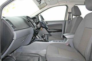 2013 Ford Ranger PX XL 2.2 Hi-Rider (4x2) White 6 Speed Automatic Crew Cab Pickup