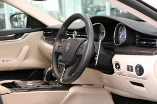 2018 Maserati Quattroporte M156 MY18 White 8 Speed Sports Automatic Sedan.