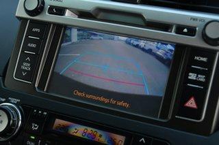 2015 Toyota Landcruiser Prado GDJ150R GXL Silver 6 Speed Sports Automatic Wagon