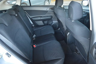 2013 Subaru XV G4X MY13 2.0i Lineartronic AWD Silver, Chrome 6 Speed Constant Variable Wagon