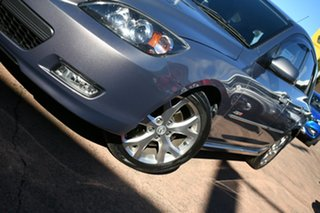 2006 Mazda 3 BK MY06 Upgrade SP23 Grey 5 Speed Auto Activematic Hatchback.