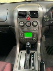 2006 Holden Commodore VZ SV6 Black 4 Speed Automatic Sedan