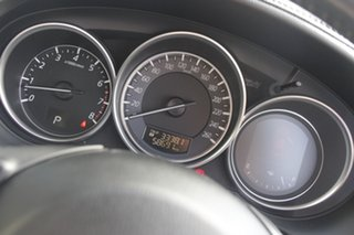 2016 Mazda 6 GJ1032 Touring SKYACTIV-Drive Deep Crystal Blue 6 Speed Sports Automatic Sedan