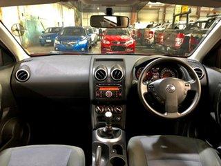 2011 Nissan Dualis J10 Series II MY2010 ST Hatch 40th Anniversary Quartz 6 Speed Manual Hatchback