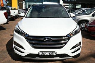 2016 Hyundai Tucson TLE Highlander (AWD) White 7 Speed Auto Dual Clutch Wagon