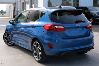 2020 Ford Fiesta WG 2021MY ST Blue 6 Speed Manual Hatchback