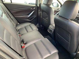 2015 Mazda 6 GJ1032 Touring SKYACTIV-Drive Meteor Grey 6 Speed Sports Automatic Sedan