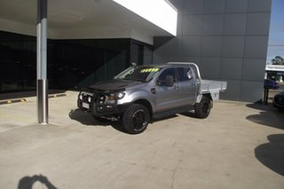 2015 Ford Ranger PX MkII XL Silver 6 Speed Manual Utility.