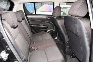 2014 Suzuki Swift FZ MY14 Sport Black 6 Speed Manual Hatchback