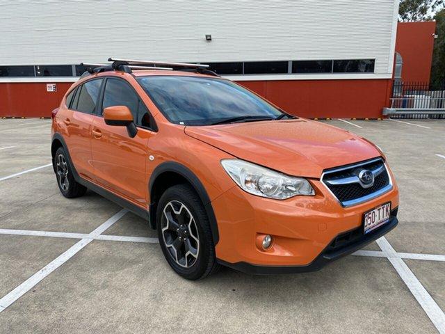 Used Subaru XV MY14 2.0I Morayfield, 2014 Subaru XV MY14 2.0I Orange 6 Speed Manual Wagon
