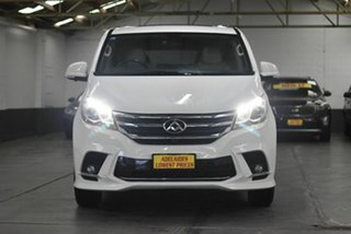 2018 LDV G10 SV7A Executive White 6 Speed Sports Automatic Wagon.