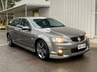 2012 Holden Commodore VE II MY12.5 SV6 Sportwagon Z Series Grey 6 Speed Sports Automatic Wagon.