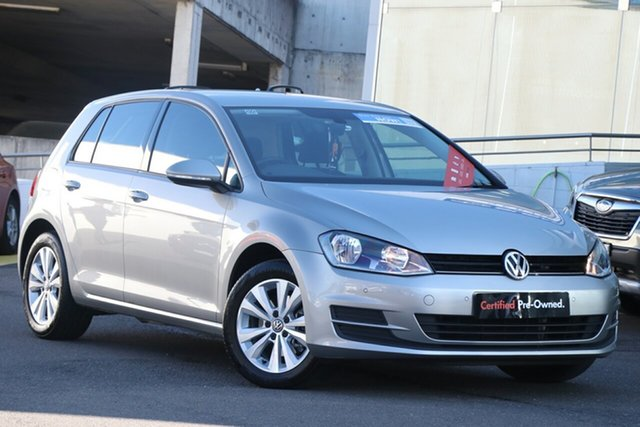 Used Volkswagen Golf VII MY17 92TSI DSG Comfortline Brookvale, 2017 Volkswagen Golf VII MY17 92TSI DSG Comfortline Silver 7 Speed Sports Automatic Dual Clutch