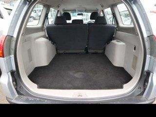2010 Mitsubishi Challenger PB MY11 LS (5 Seat) (4x4) Silver 5 Speed Automatic Wagon