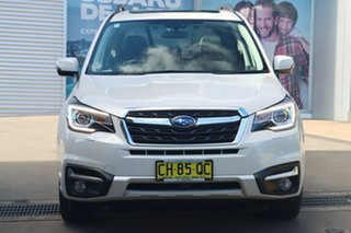 2016 Subaru Forester MY16 2.5I-S White Continuous Variable Wagon