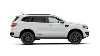 2021 Ford Everest UA II 2021.75MY Sport RWD Arctic White 10 Speed Sports Automatic SUV