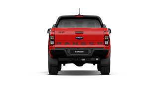 2021 Ford Ranger PX MkIII FX4 True Red 10 Speed Automatic Double Cab Pick Up