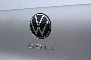 2021 Volkswagen Golf 8 MY21 110TSI Silver 8 Speed Sports Automatic Hatchback.