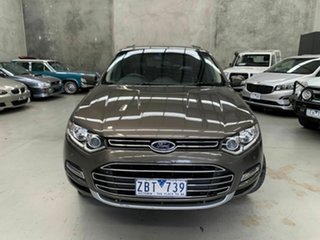 2012 Ford Territory SZ Titanium Seq Sport Shift AWD Gold 6 Speed Sports Automatic Wagon.