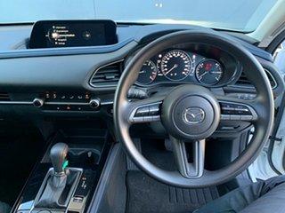2021 Mazda CX-30 DM2W7A G20 SKYACTIV-Drive Pure Snowflake White 6 Speed Sports Automatic Wagon
