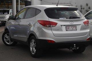 2012 Hyundai ix35 LM2 SE Sleek Silver 6 Speed Sports Automatic Wagon.