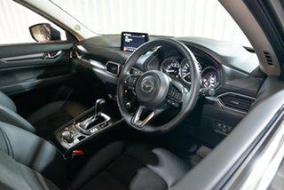 2021 Mazda CX-5 KF4WLA Touring SKYACTIV-Drive i-ACTIV AWD Grey 6 Speed Sports Automatic Wagon