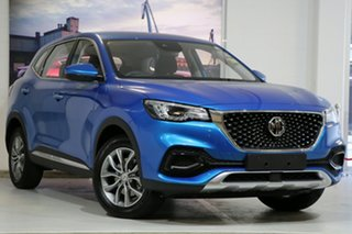 2021 MG HS SAS23 MY21 Core DCT FWD Surfing Blue 7 Speed Sports Automatic Dual Clutch Wagon.