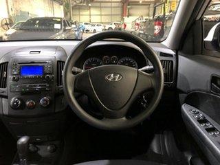 2013 Hyundai i20 PB MY13 Active White 4 Speed Automatic Hatchback