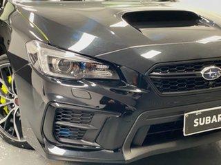 2020 Subaru WRX V1 MY20 STI AWD Premium Black 6 Speed Manual Sedan.