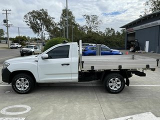 2017 LDV T60 SK8C Pro White 6 Speed Manual Cab Chassis