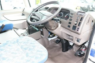 2017 Mitsubishi Fuso Rosa BE64D Deluxe White Manual Midi Coach