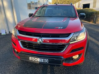 2016 Holden Colorado RG MY17 Z71 Pickup Crew Cab Red 6 Speed Sports Automatic Utility