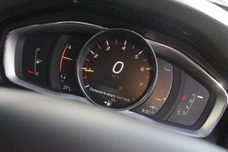 2016 Volvo V60 F Series MY16 T6 Geartronic AWD R-Design Osmium Grey/black 8 Speed Sports Automatic