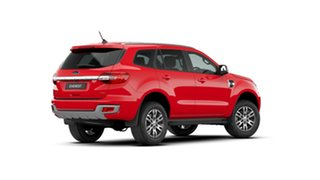 2021 Ford Everest UA II 2021.75MY Trend Red 10 Speed Sports Automatic SUV