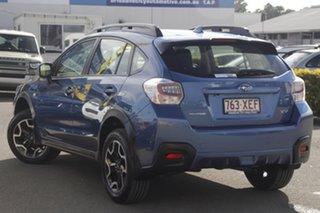 2016 Subaru XV G4X MY17 2.0i Lineartronic AWD Quartz Blue 6 Speed Constant Variable Wagon.