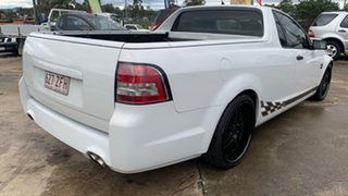 2010 Holden Commodore VE MY10 Omega White 4 Speed Automatic Utility