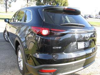 2017 Mazda CX-9 TC Sport SKYACTIV-Drive Black 6 Speed Sports Automatic Wagon